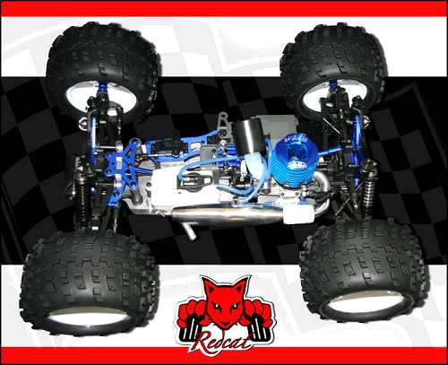 Redcat Racing Avalanche XP Chassis