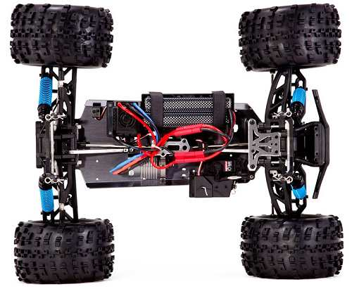 Redcat Racing Avalanche XTE Chassis