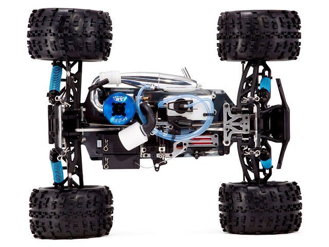 Redcat Racing Avalanche XTR - Chassis