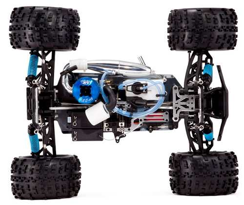 Redcat Racing Avalanche XTR Chassis