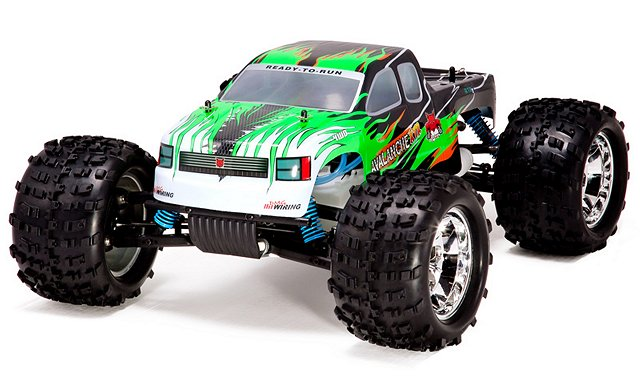 Redcat Racing Avalanche XTR - 1:8 Nitro Monster Truck