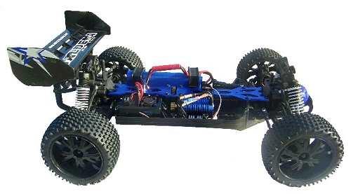Redcat Racing Caldera XB 10E Chassis