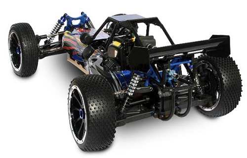 Redcat Racing Dunerunner 4x4 Chassis