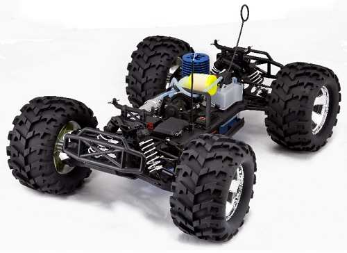 Redcat Racing Earthquake 3.5 Chassis