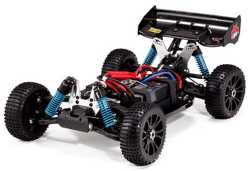 Redcat Racing Hurricane XTE Chassis