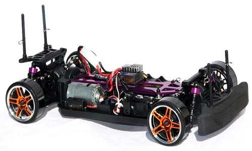 Redcat Racing Lightning EPX Drift Chassis