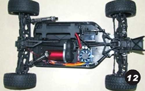 Redcat Racing Mirage Chassis