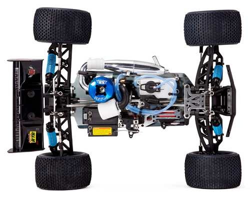Redcat Racing Monsoon XTR Chassis