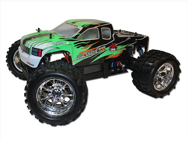 Redcat Racing Avalanche XTE - 1:8 Electric RC Truck