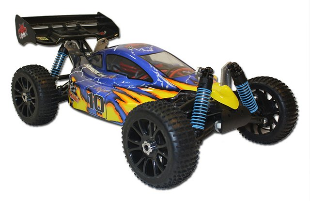 Redcat Racing Hurricane XTE - 1:8 Electric RC Buggy