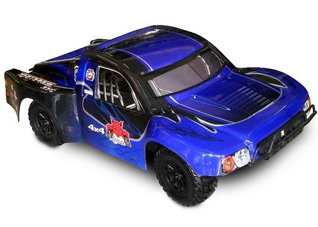 Redcat Racing Rampage X-SC - 1:5 Nitro RC Short Course Truck