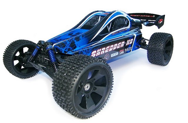 Redcat Racing Shredder XB - 1:6 Electric RC Buggy