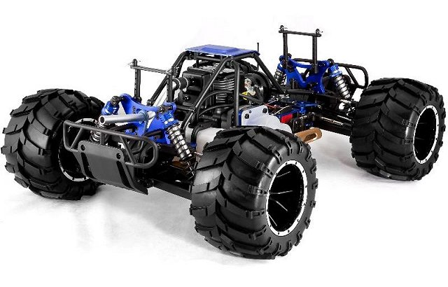 Redcat Racing Rampage MT V3 Chassis
