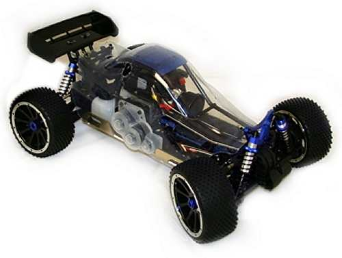 Redcat Racing Rampage TT Chassis