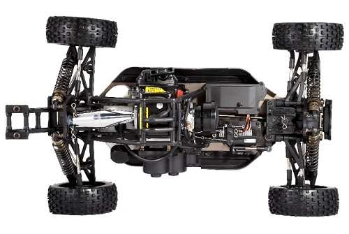 Redcat Racing Rampage XB Chassis