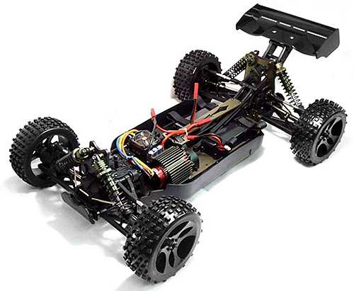 Redcat Racing Rampage XB-E Chassis
