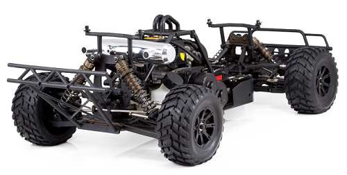 Redcat Racing Rampage X-SC Chassis