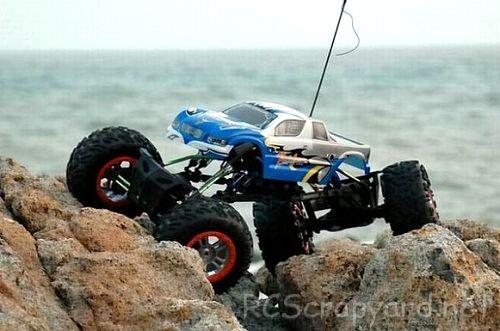 Redcat Racing Rockslide Super Crawler