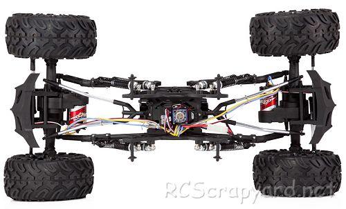 Redcat Racing Rockslide Super Crawler Chassis