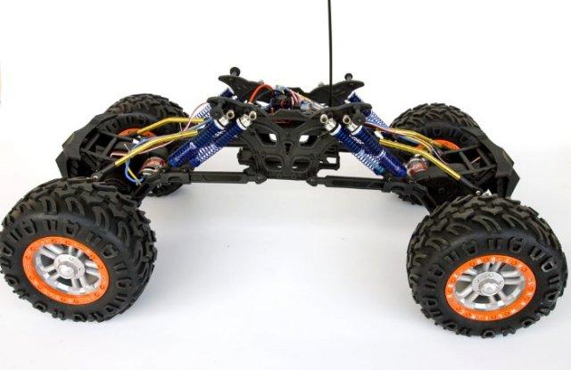 Redcat Racing Rockslide-Super Crawler
