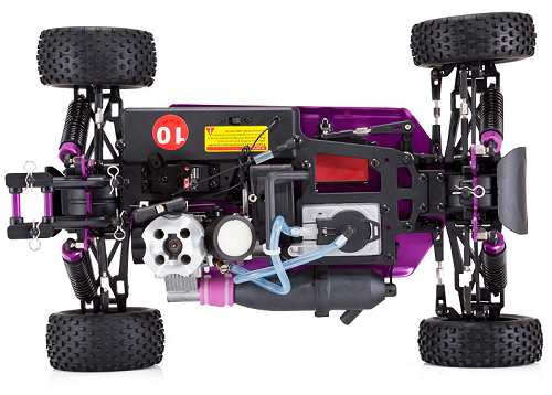 Redcat Racing Shockwave Chassis