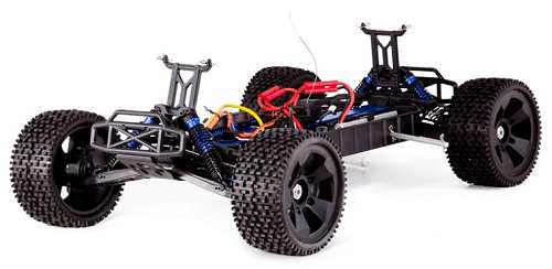 Redcat Racing Shredder SC Chassis