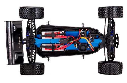 Redcat Racing Shredder XB Chassis