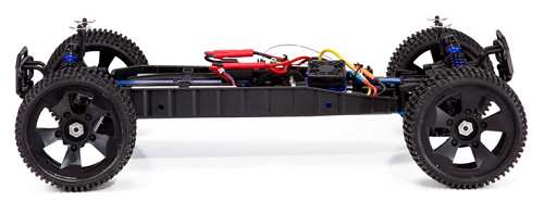 Redcat Racing Shredder XT Chassis
