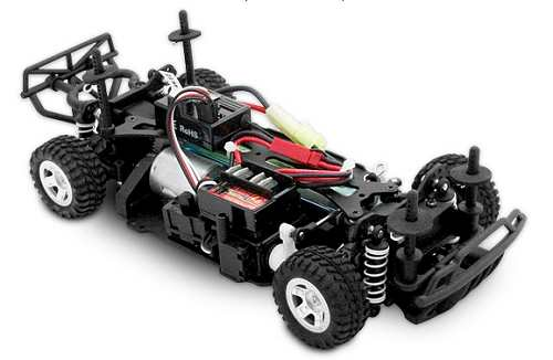 Redcat Racing Tremor 18E Chassis