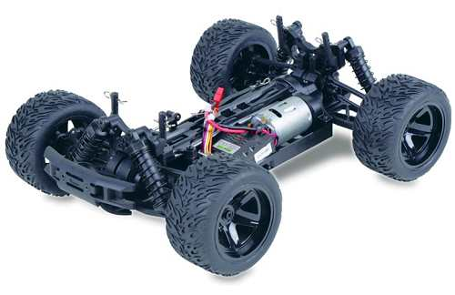 Redcat Racing Tremor SG Chassis