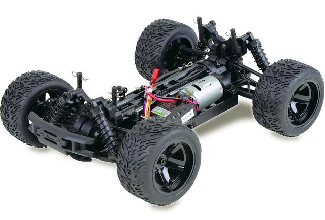 Redcat Tremor SG - ST Chassis