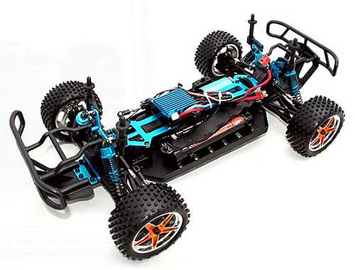 Redcat Racing Vortex EPX Chassis