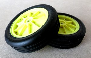 Ribbed Tires