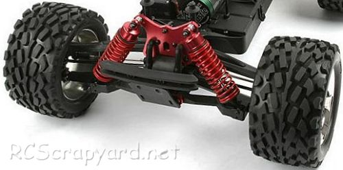 Robitronic Hurricane Chassis