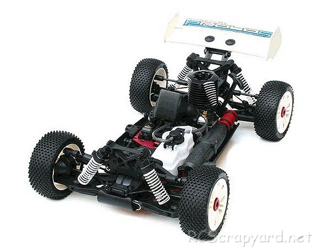 Robitronic Protos Chassis