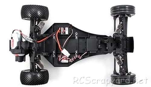 Robitronic Stinger EB-1