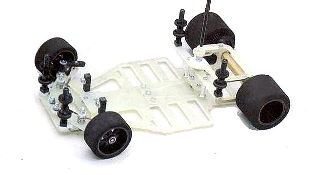 Schumacher SPC - C204 - 1:12 Electric Pan Car