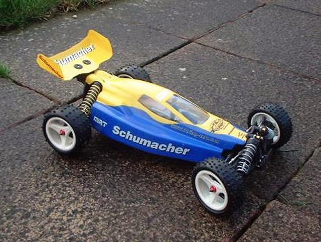 Schumacher Cat 2000 SE (Special Edition) - 1:10 Electric RC Buggy
