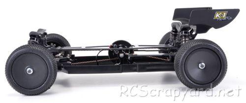Schumacher Cat K1 Aero
