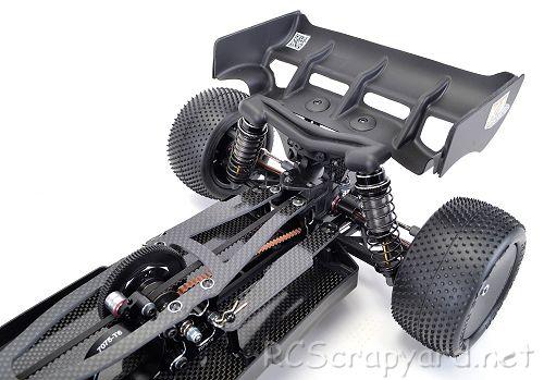 Schumacher Cat K1 Aero Chassis