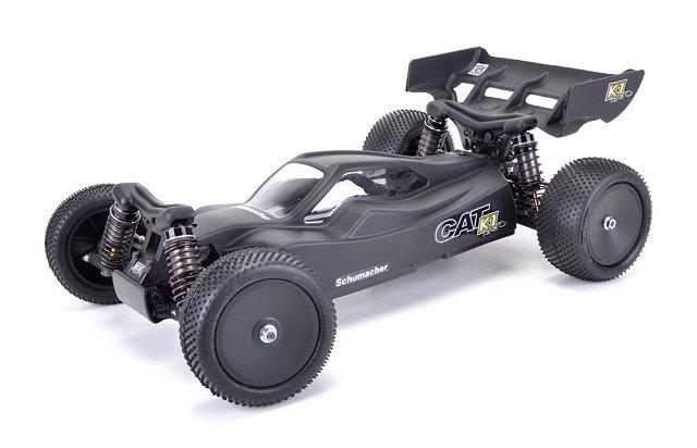 Schumacher Cat K1 Aero - 1:10 Electric RC Buggy