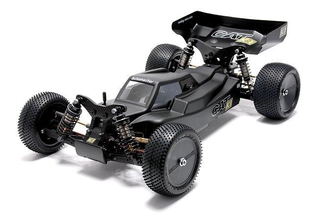 Schumacher Cat K1 - 1:10 Electric RC Buggy