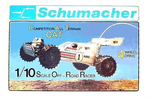 Schumacher Cat SWB