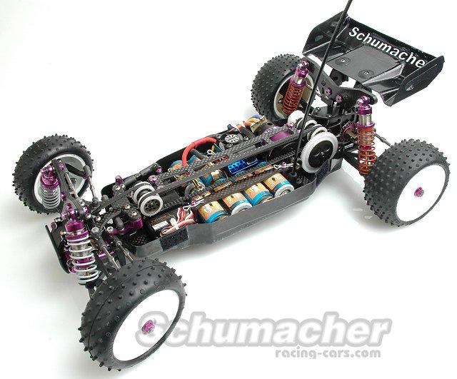 Schumacher Cat SX Chassis