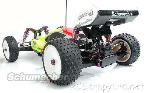 Schumacher Cat-SX Chassis