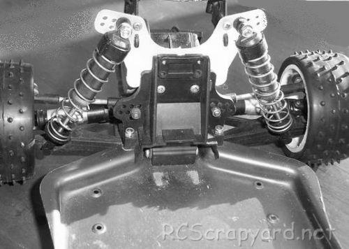 Schumacher Cougar-2 Chassis