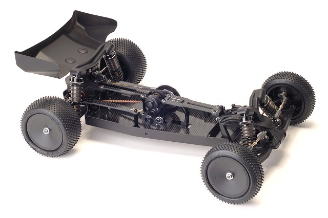 Schumacher Cougar KF Chassis - 1:10 Electric RC Buggy