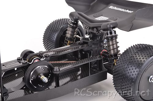 Schumacher Cougar KF Chassis