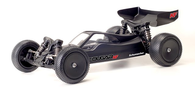 Schumacher Cougar KF - 1:10 Electric RC Buggy