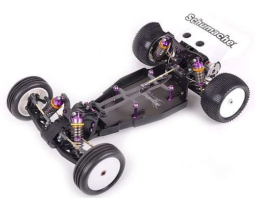 Schumacher Cougar-SVR